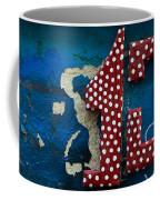 Number 13 Coffee Mug