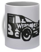 Number 3 Car Wrangler Coffee Mug