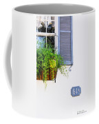 Number 61 And A Quarter - Charleston S C - Travel Photographer David Perry Lawrence Coffee Mug