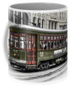 Number 965 Trolley Coffee Mug