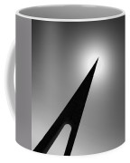Nungesser And Coli Monument Coffee Mug by Dave Bowman