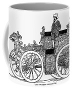 Nuremberg Carriage, 1649 Coffee Mug