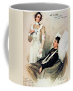 Nurse: Calendar, 1899 Coffee Mug