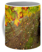 Nute Watches The Vines Coffee Mug by Jean Noren