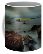 Nuttall Island Last Sunlight Coffee Mug