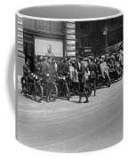 Ny Armored Motorcycle Squad  Coffee Mug