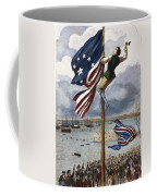 Ny: British Evacuation Coffee Mug