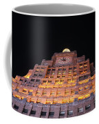 Ny Clock Tower Coffee Mug
