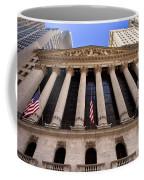 Ny Stock Exchange Coffee Mug