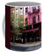 Ny Streets - Cafe Borgia II Soho Coffee Mug
