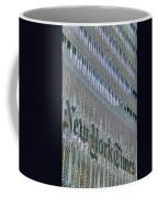 Ny Times  Coffee Mug