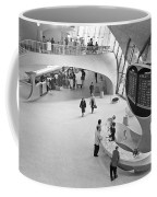Nyc Airport, 1965 Coffee Mug