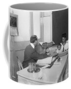 Nyc Board Of Health, 1909 Coffee Mug