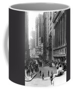Nyc Financial District Coffee Mug