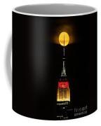 Nyc Moonstruck For World Cup Coffee Mug