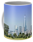 Nyc Skyline From The Park - Image 1666-01 Coffee Mug
