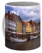 Nyhavn Copenhagen Coffee Mug