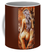 Nymph 02 Coffee Mug by Emerico Imre Toth