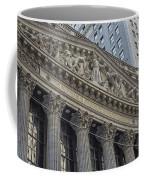 Nyse  New York Stock Exchange Wall Street Coffee Mug