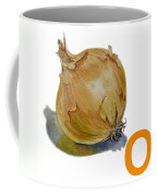 O Art Alphabet For Kids Room Coffee Mug
