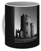Briens Tower At The Cliffs Of Moher Coffee Mug
