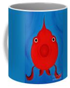 O Fish Coffee Mug
