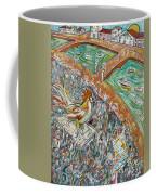O Galo Da Madrugada Coffee Mug