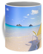 Oahu Lanikai Beach Coffee Mug
