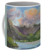 Oahu Sunrise Coffee Mug