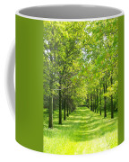 Oak Allee Coffee Mug