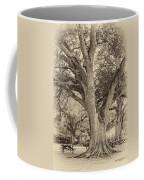 Oak Alley Backyard Seoia Coffee Mug