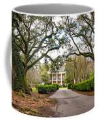 Oak Alley Rear Entrance Coffee Mug
