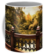 Oak Bridge Autumn Coffee Mug