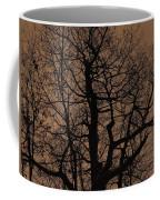 Oak Silhouette  Coffee Mug