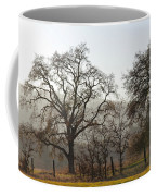 Oak Sillouette Coffee Mug