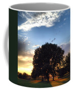 Oak Tree At The Magic Hour Coffee Mug