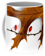 Oak With Berries Coffee Mug