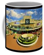 Oakland A's Coliseum Coffee Mug