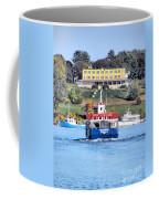 Oasis On The Ocean Coffee Mug