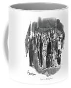 Oath Of Allegiance Coffee Mug