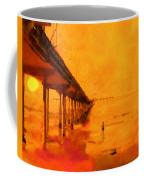 Ob Sunset Coffee Mug