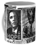 Obama Election Poster Coffee Mug