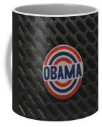 Obama Coffee Mug by Rob Hans