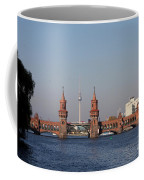 Oberbaum Bridge - Berlin Coffee Mug