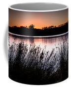 Obidos Lagoon Sunrise Coffee Mug