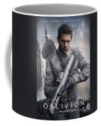 Oblivion Tom Cruise Coffee Mug