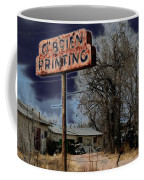 Obrien Printing Coffee Mug