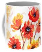 Observant Flowers 101 Coffee Mug