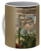Observation Of Fire Coffee Mug