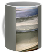 Ocean At Low Tide Coffee Mug